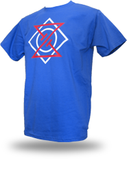 Meta Punk [ALPHA-NERD] - t-shirt - royal