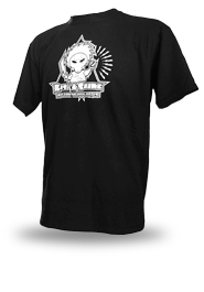 Rise & Shine [MISSION-PATCH] - t-shirt - black