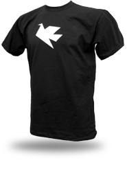 Peace Dove [PACIFIST] - t-shirt - black