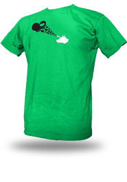 Love Army [PEACE-SOLDIER] - t-shirt - green