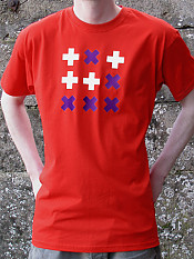 digital-native, t-shirt, red – Outdoor