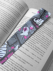 zoot-suit, bookmark, cmyk – Outdoor