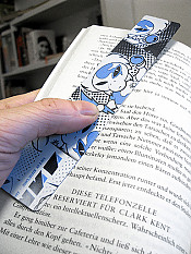 laser-dot, bookmark, cmyk – Back