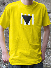 résistance, t-shirt, yellow – Outdoor